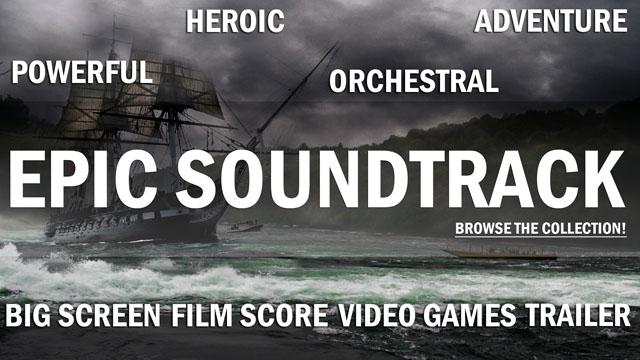 Epic soundtrack